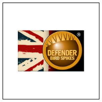 Defender® - Bird Spikes
