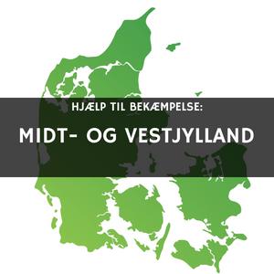 Midt- og vestjylland