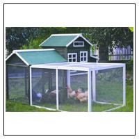 Tilbehør til hønsehus & løbegård