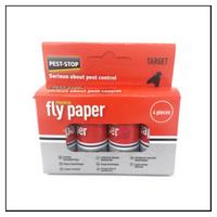 Fluestrips, klisterfælder og fluefangere