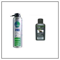 Spray og lokkemiddel