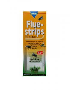 Fluestrips Bonus 12 stk