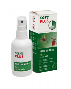 Care Plus Anti-Insect Deet 40% spray - 100ml