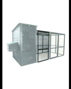 Ekstra modul til 181-130 (77 x 160 x 157) (UDSOLGT)