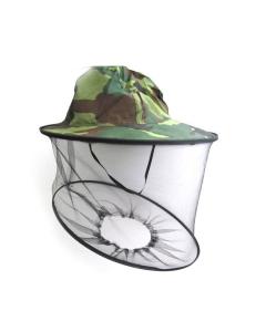 Hat med myggenet