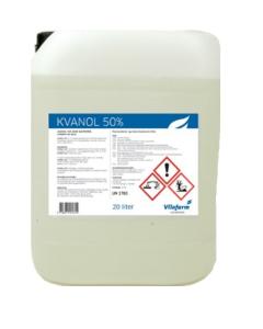 Kvanol 50% (20 liter) (FARLIGT GODS)
