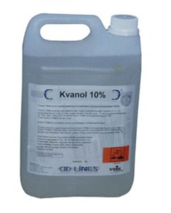 Kvanol 10 (5 liter koncentrat) (FARLIGT GODS)