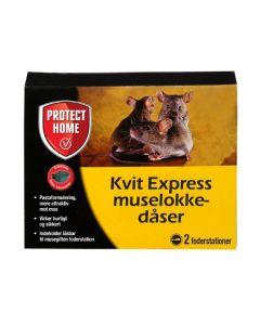 Kvit® Express muselokkedåse (2 stk.)