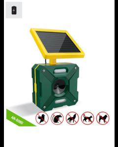 Multi skræmmer m. dobbelt PIR-sensorer (indbygget i for- og bagside)