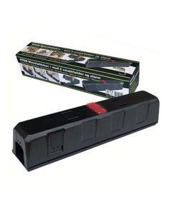 Musefældebox m/alarm og 2 Smækfælder | RYOM