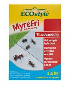 MyreFri Kvik pulver til udvanding 2500g