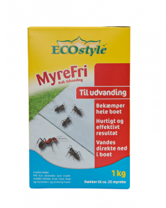 MyreFri Kvik pulver til udvanding 1000g