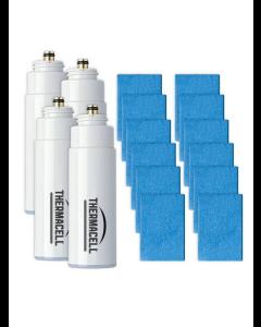 REFILL til myggeskræmmer 4 pak