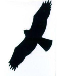 skræmmefugle 25 cm til vinduerne