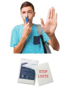 SmellsFINE anti-lugt klude (4 stk.)