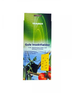 Tanaco Gule Insektfælder - 5 stk.