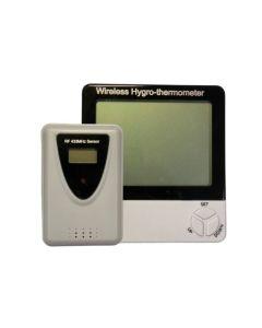 Trådløs Hygro-thermometer og Sensor
