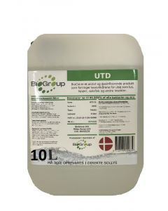 UTD BioCid / Desinficering (High level) - 10 Liter