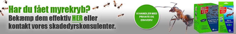 Alt mod myrer