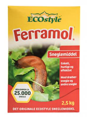 SnegleFri Ferramol 2.5 kg