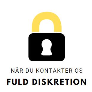 100% diskretion - når du kontakter Skadedyrshop.dk pr. mail, telefon eller besøger vores butik.