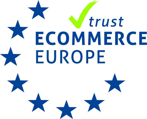 Ecommerce Europe Trustmark certificate for e-maerket